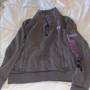 COPY - Victoria's Secret pink  pullover jacket gr…